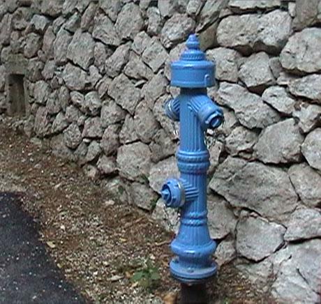 Boca de Incêndio, Croácia, 2003